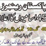 Pakistan Ranger (Sindh) Jobs 2020