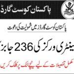 Pakistan Coast Guards Jobs 2020